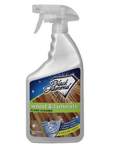 Black Diamond Wood & Laminate Floor Cleaner Spray