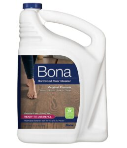 Bona Hardwood Floor Cleaner Refill, 128 Fl Oz (Pack Of 1)