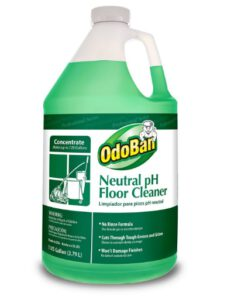 OdoBan 936162-G Neutral pH Floor Cleaner Concentrate