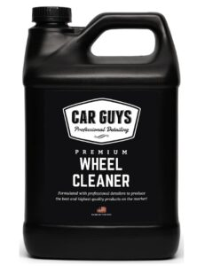 Car Guys Premium Wheel Cleaner