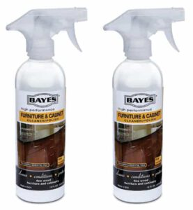 Bayes Furniture & Cabinet Cleaner Polish