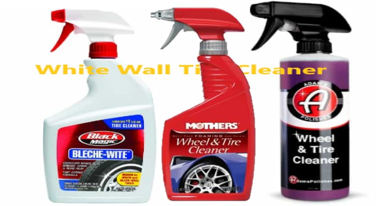 best white wall tire cleaner