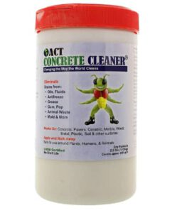 ACT Concrete Cleaner