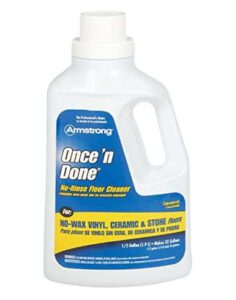 Armstrong 330806 Armstrong Once 'N Done Cleaner Concentrate