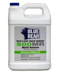 BLUE BEAR 500MR Mastic Remover for Concrete Surfaces