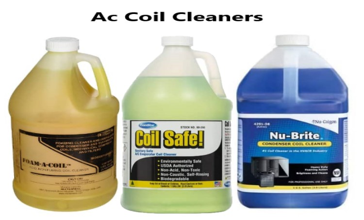 best Ac Coil Cleaners