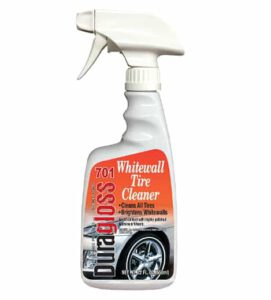 Duragloss 701 White wall Tire Cleaner