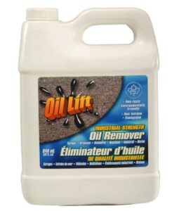 Oillift Industrial Strength Concentrated Non-Toxic Oil Remover
