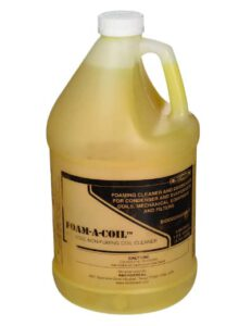 Rectorseal 82632 1-Gallon Foam ac Coil Cleaner