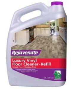 Rejuvenate All Floors Restorer and Polish- rejuvenate luxury vinyl floor cleaner