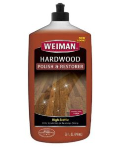 Weiman Wood Floor Polish and Restorer product– 32 Ounce