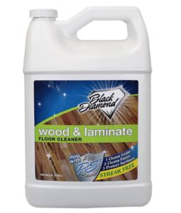 Wood and Laminate Floor Cleaner by Diamond Stoneworks