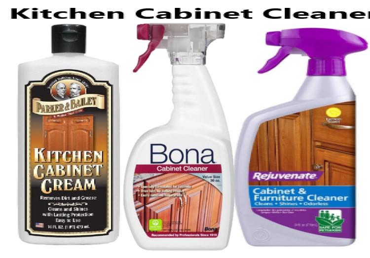 best kitchen cabinet cleaner