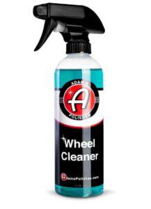 Adams Wheel Cleaner- Professional Wheel Cleaner Spray