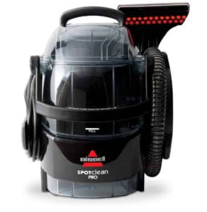 Bissell 3624 SpotClean Professional Carpet Cleaner - Portable Corded Carpet Cleaning Machine