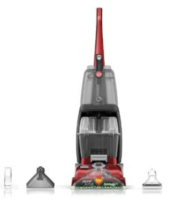 Hoover Power Scrub Deluxe Carpet Cleaning Machine, and Carpet Shampooer