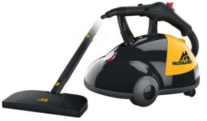 McCulloch MC1275 Heavy Duty Steam Cleaner for Couch, Sofas, and Furniture