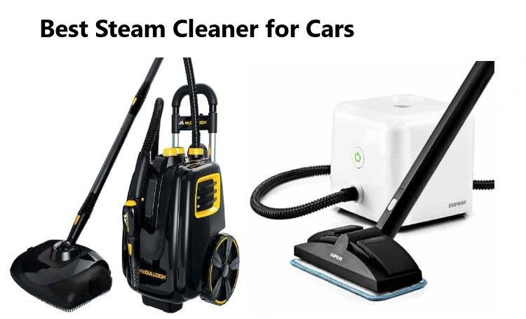 Best steam cleaner for cars