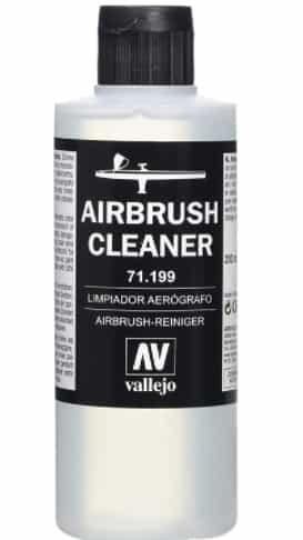 Best black: Aux Airbrush Cleaner