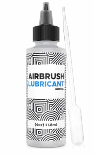 Best reducing needle friction: 4 oz Airbrush Lubricant