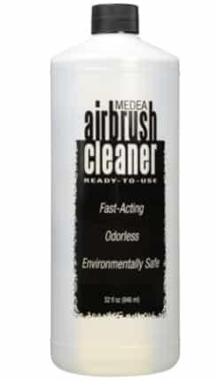 Best sized bottle Iwata-Medea Airbrush Cleaner 32 oz