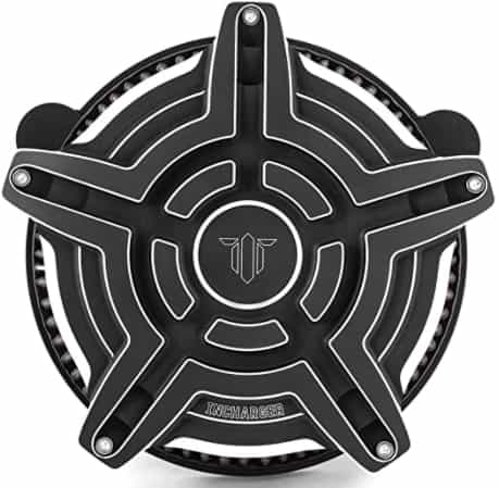 Incharger Velocity Air Cleaner for Milwaukee-Eight
