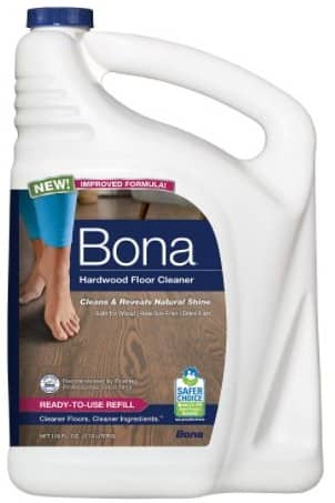 how to use bona laminate floor cleaner